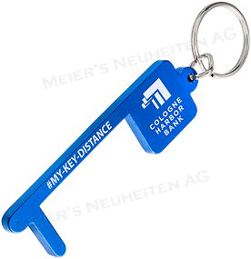 Werbeartikel Schlüsselanhänger My-Key
