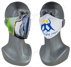 Werbeartikel Stoffmasken